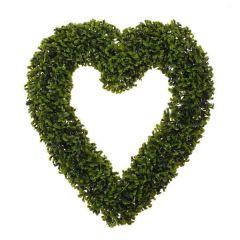 Boxwood Heart 41 x 38 cm - Smart Garden