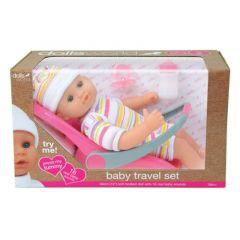 Baby Travel Set - dollsworld