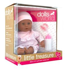 Little Treasure Pink Outfit - dollsworld