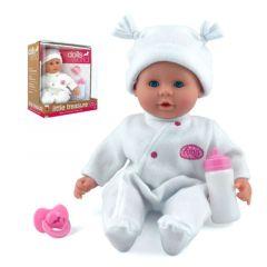 Little Treasure White Outfit - dollsworld