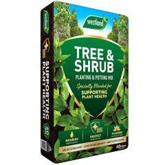Westland Tree & Shrub Planting Mix 60l