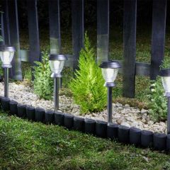 Triton 365 Solar Stake Light - 4pc Carry Pack - Smart Garden