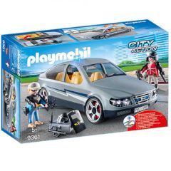 Playmobil SWAT Undercover Car