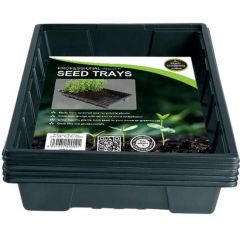 Worth Gardening Professional Seed Trays (Pack of 5)