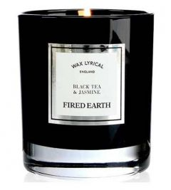 Wax Fill Black Tea & Jasmine Candle- Wax Lyrical