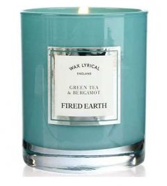 Wax Fill Green Tea & Bergamot Candle- Wax Lyrical