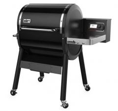Weber Smoke Fire 24' - Black