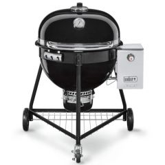 Weber Summit® Charcoal Grill 61cm - Black