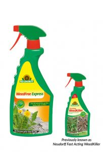 Neudorff Superfast Weed Killer - 750ml