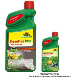 Neudorff WeedFree Plus Concentrate - 1020ml