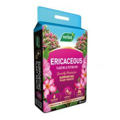 Westland Ericaceous Planting & Potting Mix 10L bag ideal for acid-loving plants