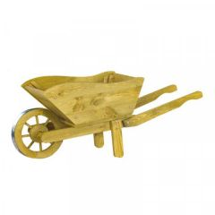Extra Large Woodland Wheelbarrow Planter - Smart Garden