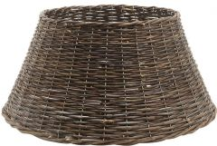 Kaemingk Willow Christmas Tree Ring - Brown - Diameter 70x28cm