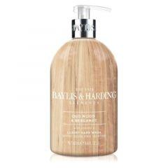 Baylis & Harding Oud Wood & Bergamot Luxury Hand Wash