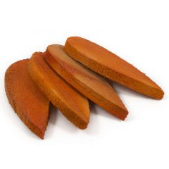 Ancol Wooden Carrot Nibbles 4 Pack