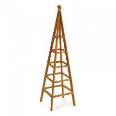 Woodland Obelisk - Tan 1.5m  - Smart Garden