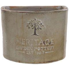 Woodlodge 17cm Rustic Heritage D Pot