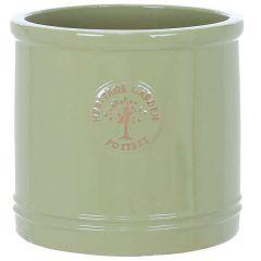 Woodlodge Mint Green Heritage Cylinder 20cm