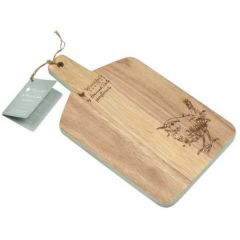 Wrendale Wren Wooden Chopping Board - Small