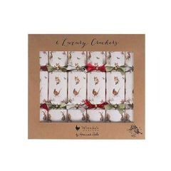 Wrendale Christmas Crackers Box of 6