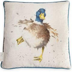 Wrendale Duck Cushion