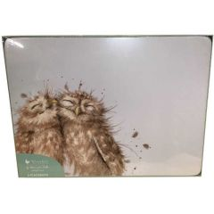 Wrendale Owl Placemats Set of 6