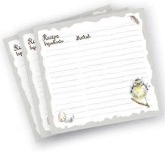 Wrendale Recipe Card Refill