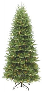 Puleo 7ft Grand Kensington Fir - Green - Pre Lit