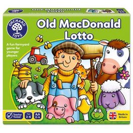 Old Macdonald Lotto Game Orchard Toys Our games, jigsaws and colouring books are designed with the ethos of 'learning made fun'. old macdonald lotto game orchard toys