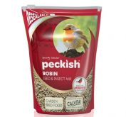 Peckish Robin Seed & Insect Mix 1kg