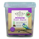 The Ernest Charles Co. High Energy Suet Balls 30 Pack