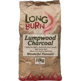 Longburn Lumpwood Charcoal - 10kg
