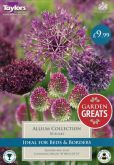 Allium Collection 50 Pack - Taylors Bulbs