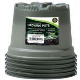 Worth Gardening Bio-Based Growing Pots 13cm