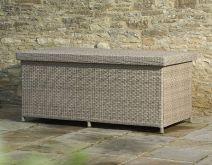 Blenheim Large Cushion Box with Liner - Bramblecrest