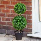 Duo Topiary Tree - 60cm