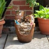 The Elvedon Collection - Fairy Pots - Smart Solar