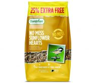 Gardman No Mess Sunflower Hearts 2.5kg