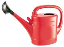 Gardman Plastic Watering Can 10L - Red