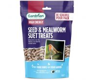 Gardman Seed and Insect Suet Treats - 1.1KG