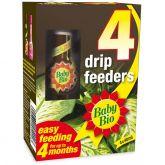 Baby Bio Original Drip Feeder - 4 Pack