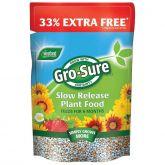 Gro Sure 6 Month Slow Release Fertiliser 1kg +33% Extra Free