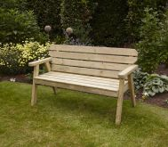 Woodshaw Hampton Bench 5ft