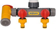 Hozelock Flow Max - 3-Way Tap Connector