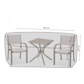 LifestyleGarden Bistro/2 Seater Bench Furniture Cover