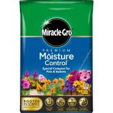 Miracle-Gro Premium Moisture Control Compost for pots and baskets 40L
