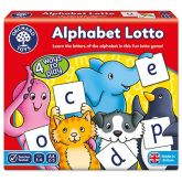 Alphabet Lotto - Orchard Toys
