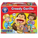 Greedy Gorilla Game - Orchard Toys