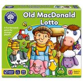 Old Macdonald Lotto Game - Orchard Toys