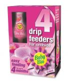 Baby Bio Orchid Drip Feeder - 4 Pack